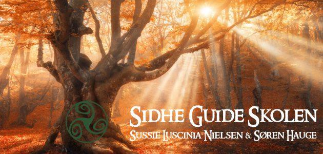 Sidhe Guide Skolen - Cover