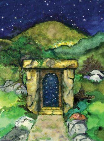 Porten til Sidhe-